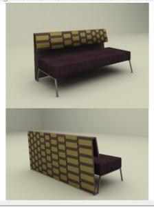 Casablanca divano novità 2014 Adele-C disegnato da Baldessari e Baldessari