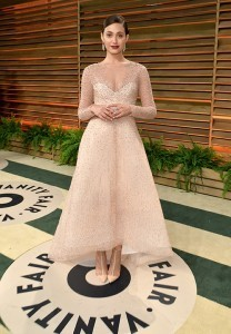 2014 Vanity Fair Oscar Party Hosted By Graydon Carter - Roaming Arrivals
