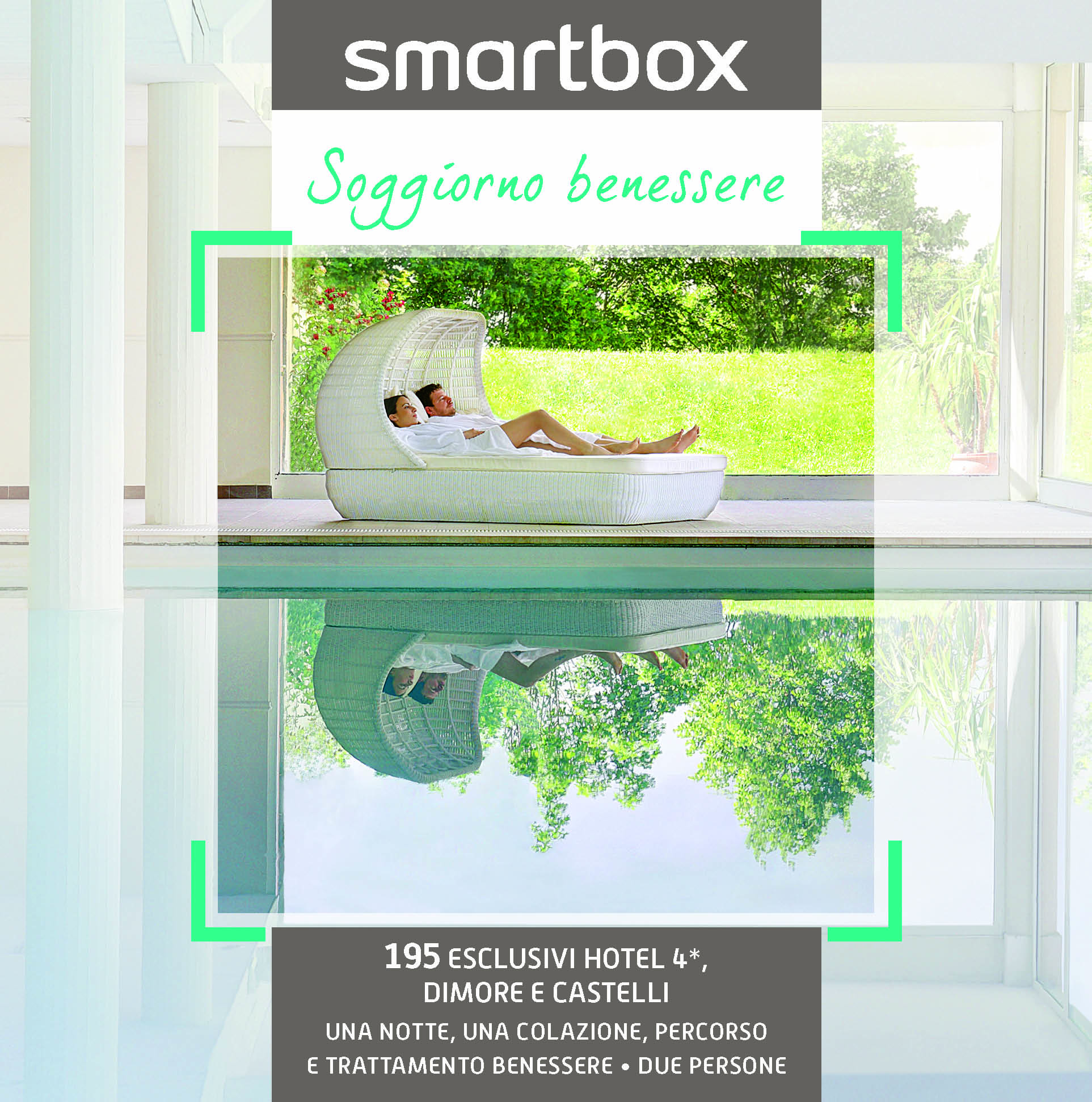 Ancora più bellezza relax e benessere con i nuovi cofanetti Smartbox ...