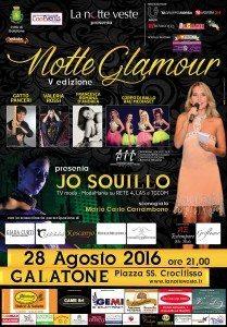 Locandina Notte Glamour