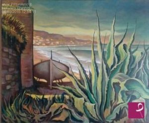 Open your art paesaggio-marino-