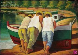 Open your art pescatori
