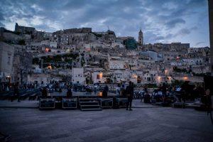 Premio Moda 2016 - Panoramica Piazza San Pietro Caveoso - Matera.1 Ph. Brunella Armaiuoli