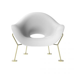 03-qeeboo-pupa-armchair-brass-base-indoor-by-andrea-branzi-white