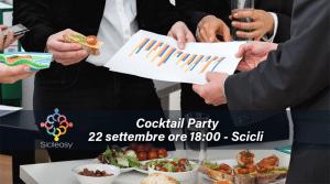 Livecode Sicilia compie un anno: Cocktail party party per la presentazione di Sicileasy