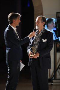 Premiazione Giovanni Gastel - ph Sandro Quarto