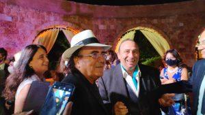 Giuseppe Fasano e Al Bano
